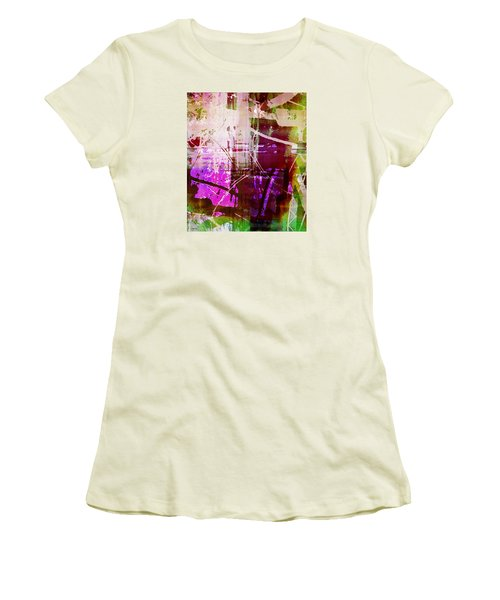 Branching Out Women's T-Shirt (Junior Cut) by Shawna Rowe