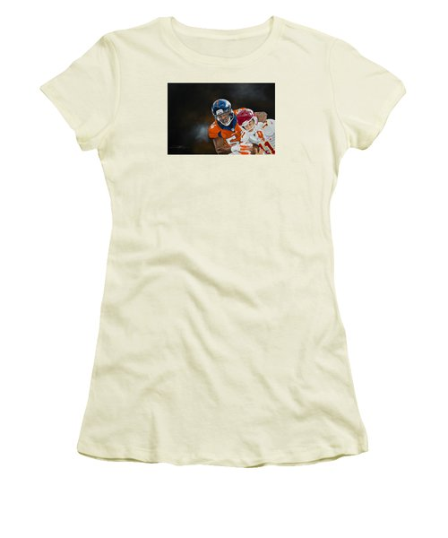 Brandon Marshall Women's T-Shirt (Athletic Fit)
