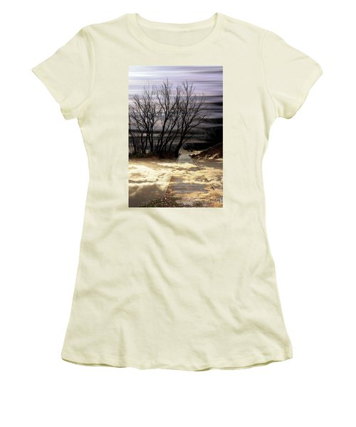 Bridge Women's T-Shirt (Junior Cut)