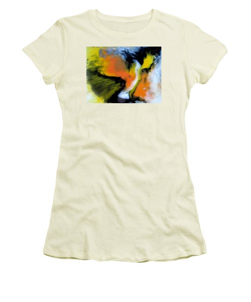 Butterfly Wings Women's T-Shirt (Junior Cut) by Mary Kay Holladay