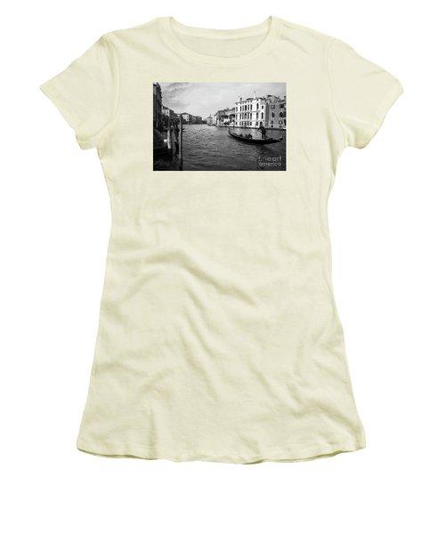 Bw Venice Women's T-Shirt (Athletic Fit)