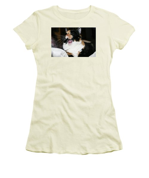 Cal-3 Women's T-Shirt (Athletic Fit)