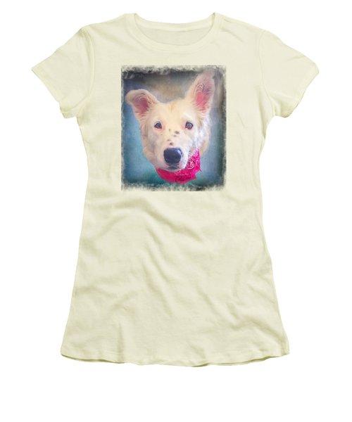 Cali 3 Women's T-Shirt (Athletic Fit)