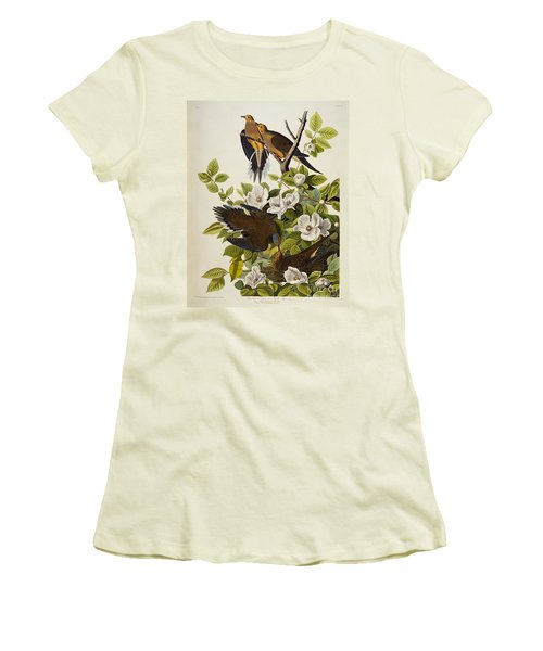 Carolina Turtledove Women's T-Shirt (Athletic Fit)
