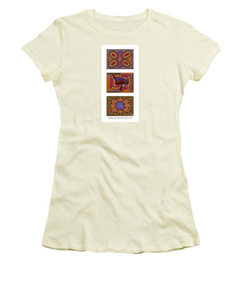 Cassowary - Food - Nest Women's T-Shirt (Junior Cut)
