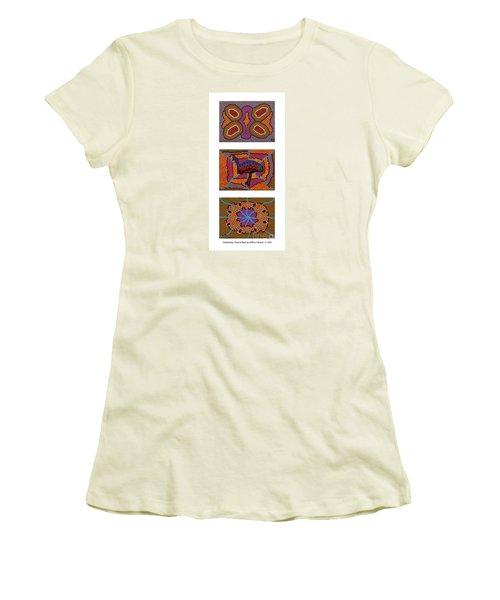 Cassowary - Food - Nest Women's T-Shirt (Athletic Fit)