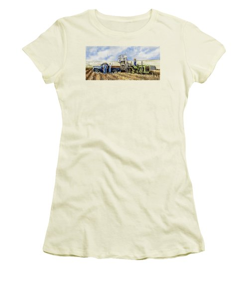 Catesby Cuttin' 1938 Women's T-Shirt (Athletic Fit)