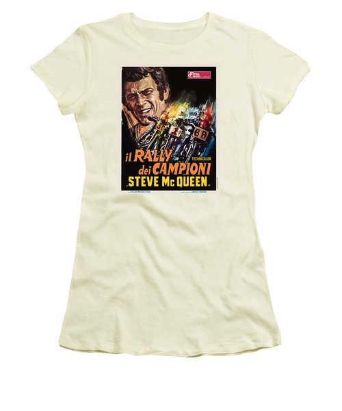 Champions Rally Women's T-Shirt (Junior Cut)