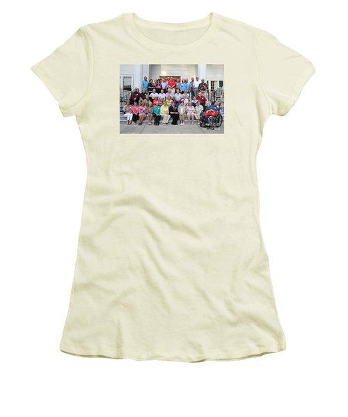 Class Of 1965 Greensboro High School Women's T-Shirt (Junior Cut) by Reid Callaway