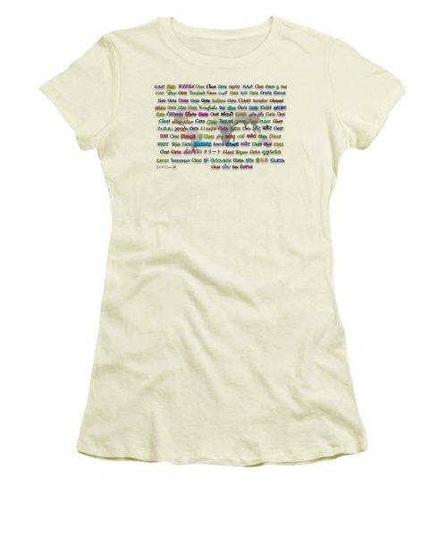 Cleta Women's T-Shirt (Athletic Fit)