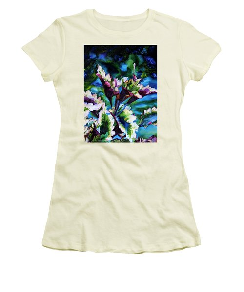 Coleus Women's T-Shirt (Athletic Fit)