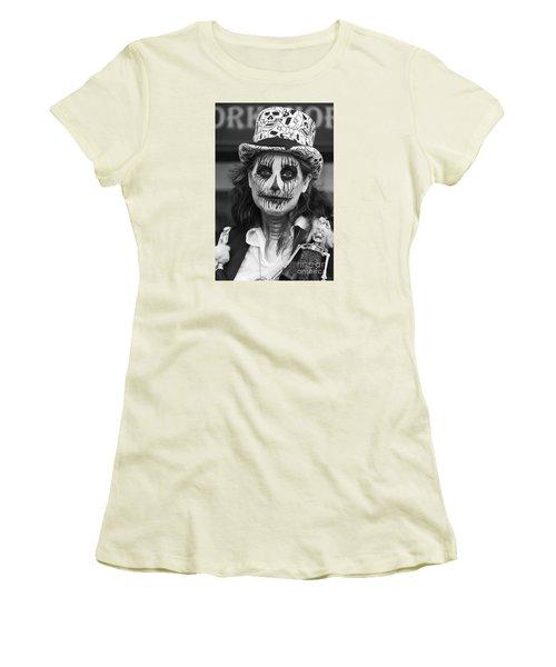 Collector Women's T-Shirt (Junior Cut) by David  Hollingworth