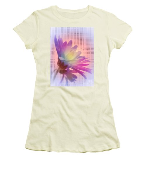 Coming To Life Love Notes Mirror Women's T-Shirt (Athletic Fit)