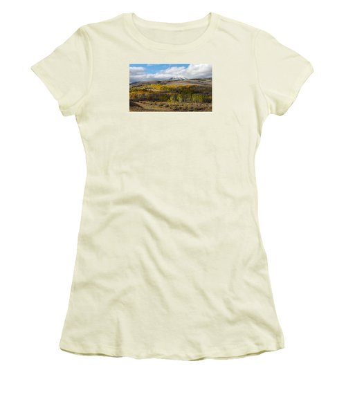 Conway Summit 4 Women's T-Shirt (Athletic Fit)