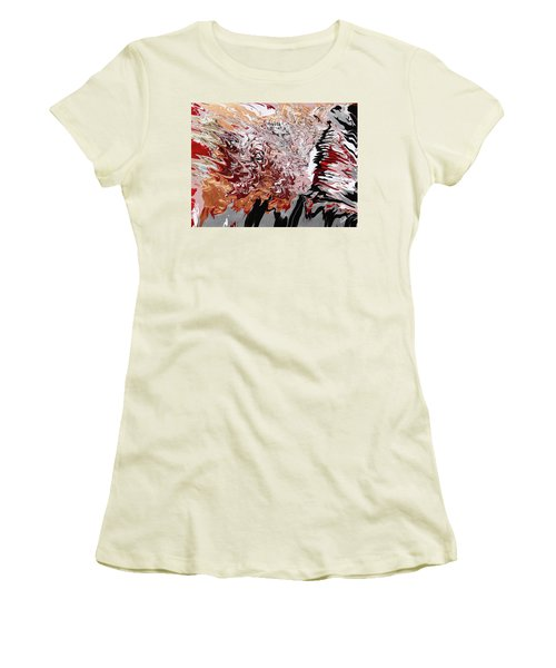 Corporate Women's T-Shirt (Athletic Fit)