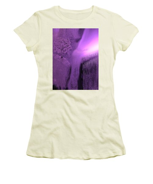 First Light 2 Women's T-Shirt (Junior Cut) by Yul Olaivar