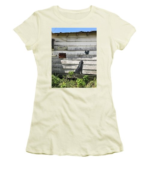 Country Art Women's T-Shirt (Junior Cut)