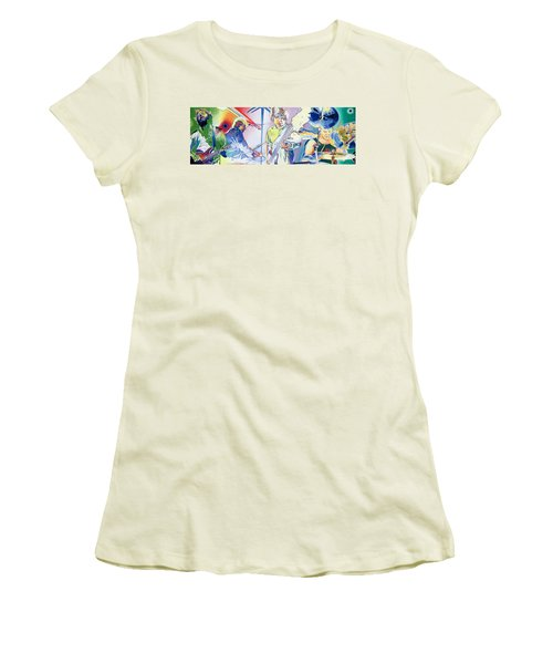 Coventry Phish Women's T-Shirt (Athletic Fit)