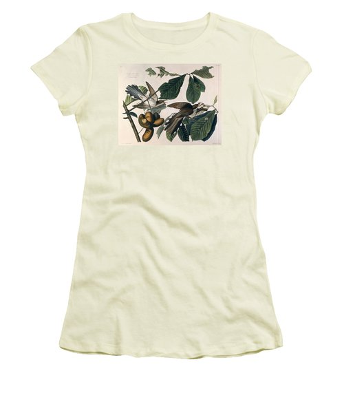 Cuckoo Women's T-Shirt (Athletic Fit)