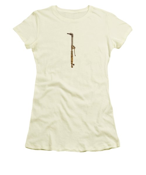 Cutting Torch Women's T-Shirt (Athletic Fit)