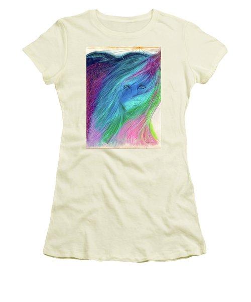 Cyndi 5th Dimension Women's T-Shirt (Athletic Fit)