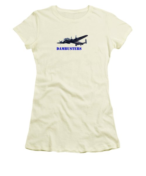 Dambusters Women's T-Shirt (Athletic Fit)