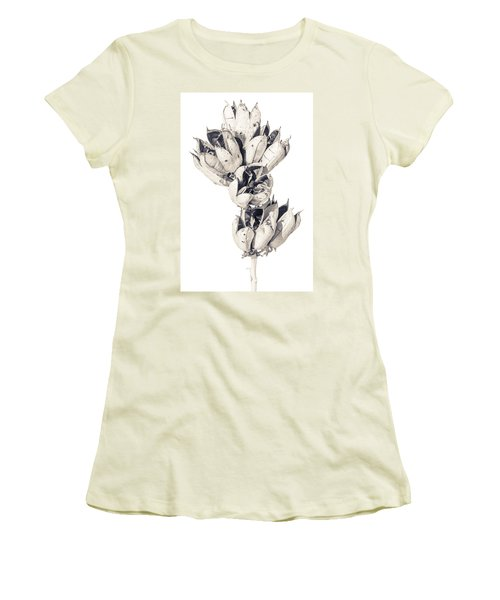 Desert Flower Women's T-Shirt (Junior Cut) by Racheal Christian