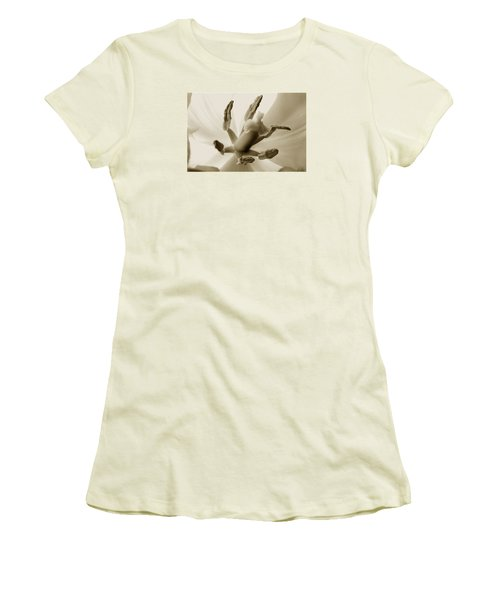Design By Nature Women's T-Shirt (Junior Cut) by Terence Davis