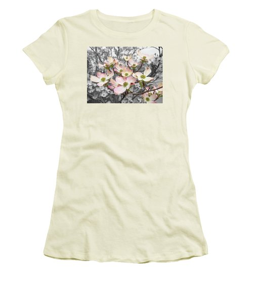 Dogwood Women's T-Shirt (Athletic Fit)