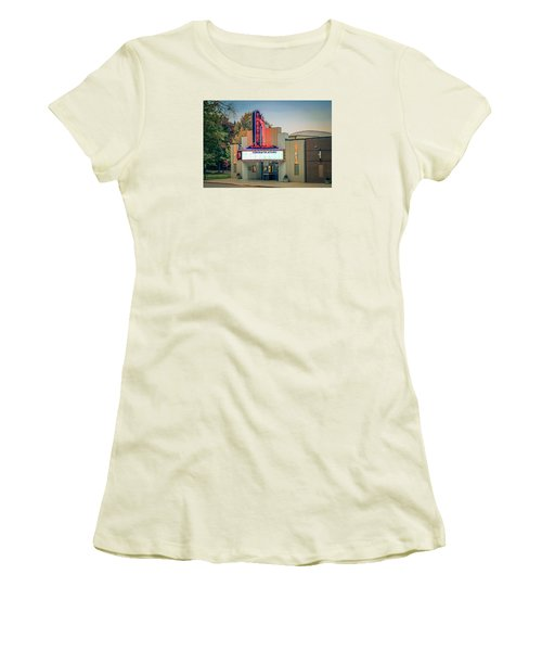 Don Gibson Theatre Women's T-Shirt (Junior Cut) by Marion Johnson