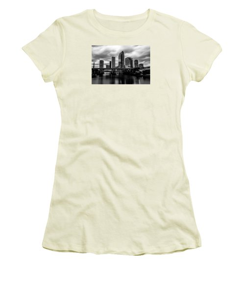 Downtown Tampa Women's T-Shirt (Athletic Fit)