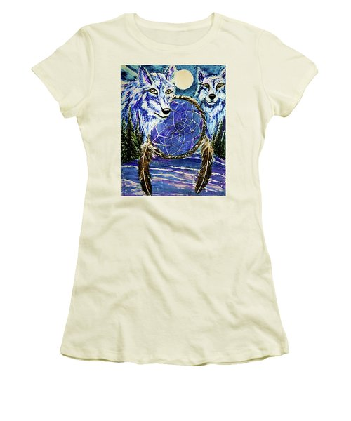 Dream Catcher Women's T-Shirt (Athletic Fit)