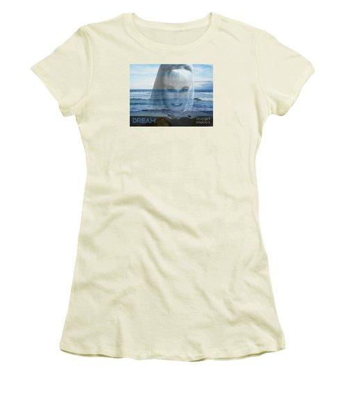 Dream Women's T-Shirt (Junior Cut) by Megan Dirsa-DuBois