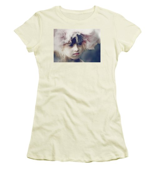 Dreams In Tulle 2 Women's T-Shirt (Athletic Fit)