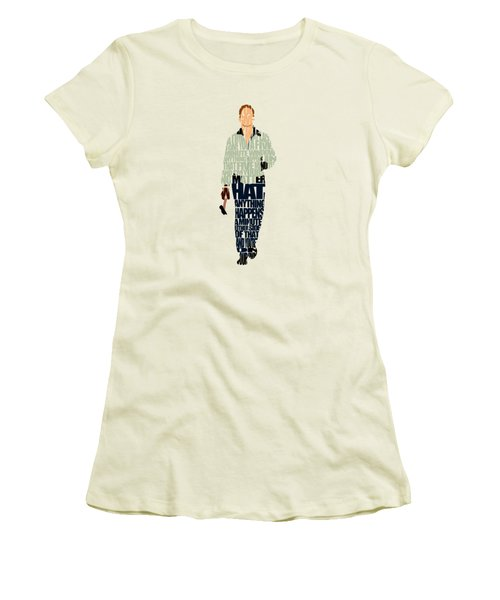 Driver - Ryan Gosling Women's T-Shirt (Athletic Fit)