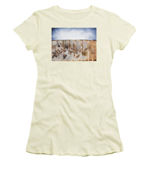 Earth And Sky II Women's T-Shirt (Athletic Fit)