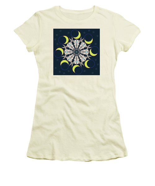 Eclipse 2 Women's T-Shirt (Athletic Fit)