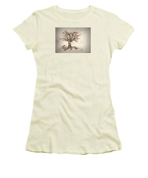 Enchanted 3 Women's T-Shirt (Athletic Fit)