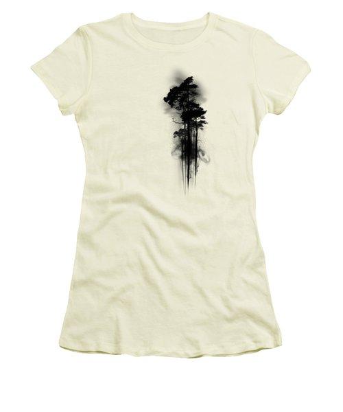 Enchanted Forest Women's T-Shirt (Junior Cut)