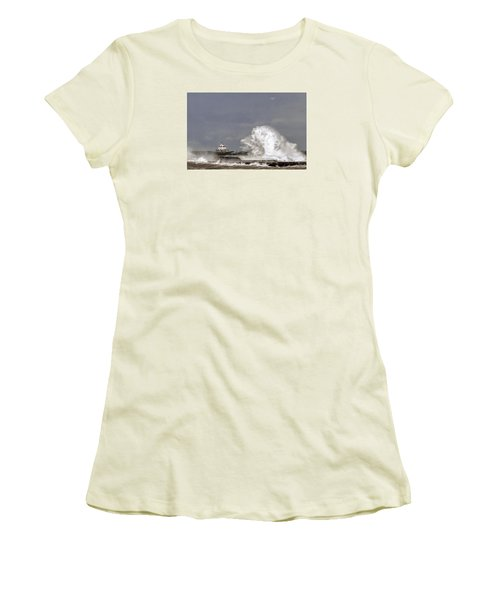 Energy Released Women's T-Shirt (Junior Cut) by Everet Regal