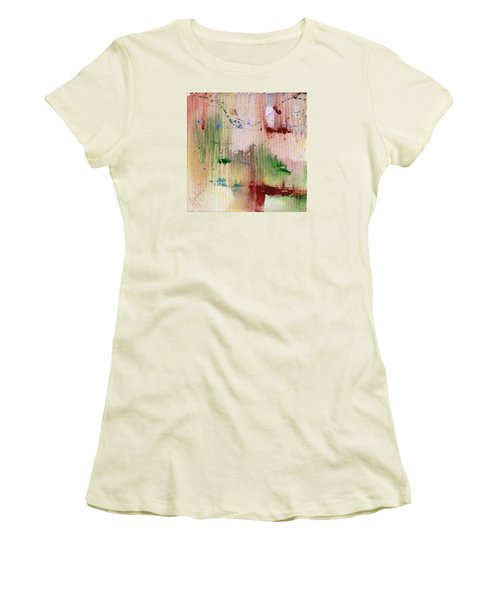 Evaporated Women's T-Shirt (Junior Cut) by Phil Strang