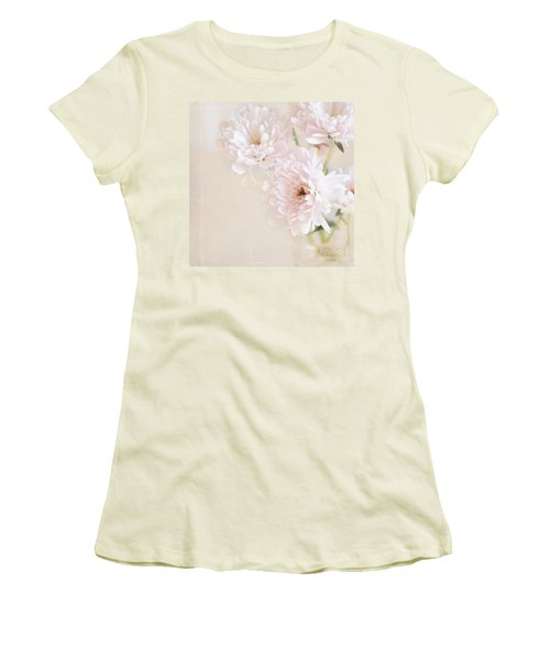 Faded Dream Women's T-Shirt (Junior Cut) by Lyn Randle