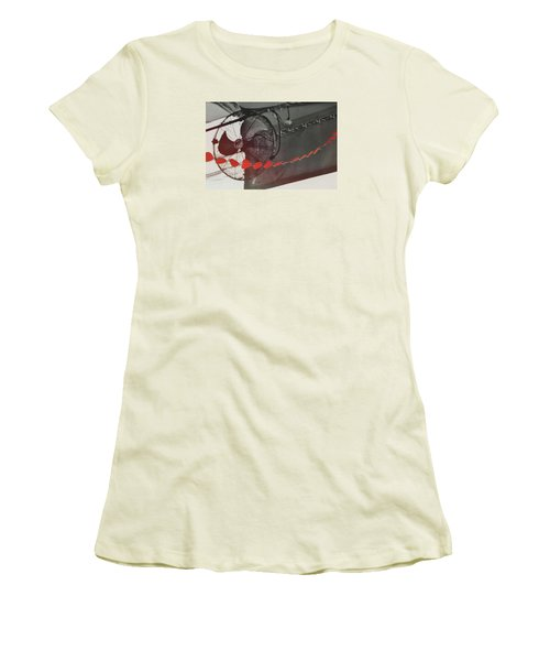 Fan Love Women's T-Shirt (Junior Cut) by JAMART Photography