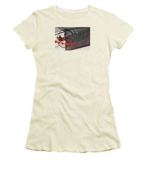 Fan Love Women's T-Shirt (Athletic Fit)