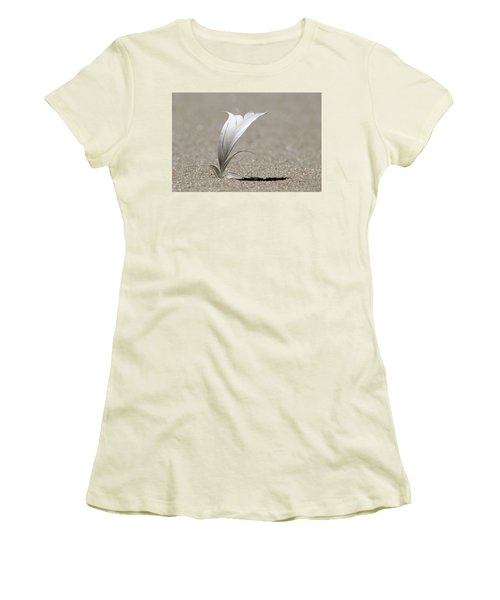 Feather Port Jefferson New York Women's T-Shirt (Athletic Fit)