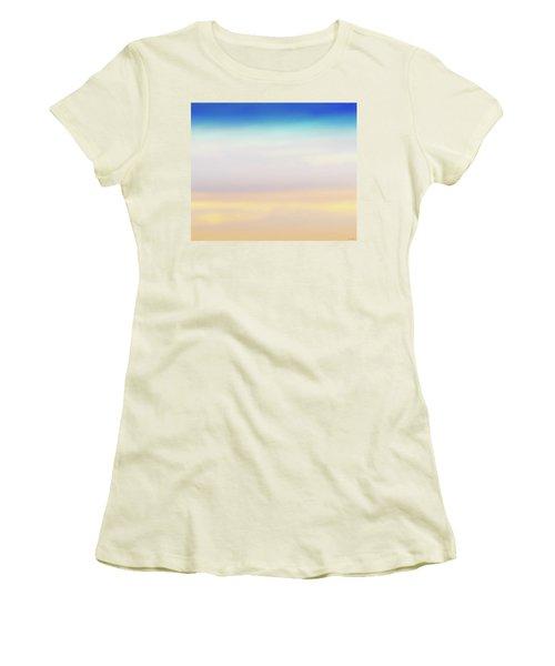 Fishers Sky Women's T-Shirt (Junior Cut) by Glenn Gemmell
