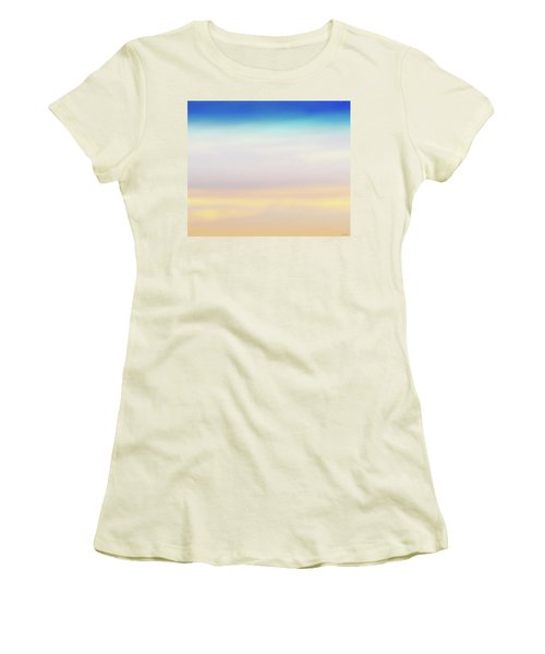 Fishers Sky Women's T-Shirt (Athletic Fit)