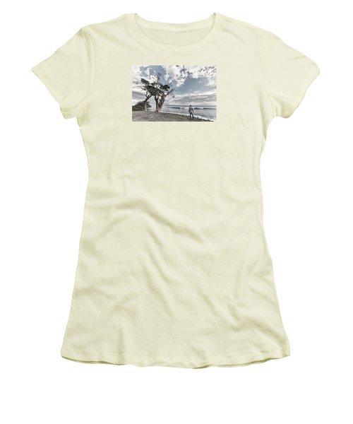 Fla-150717-nd800e-25974-color Women's T-Shirt (Junior Cut) by Fernando Lopez Arbarello