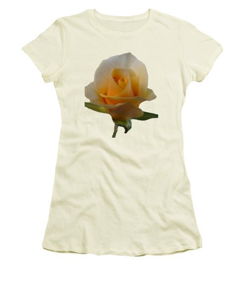Flower Women's T-Shirt (Junior Cut) by Laurel Powell