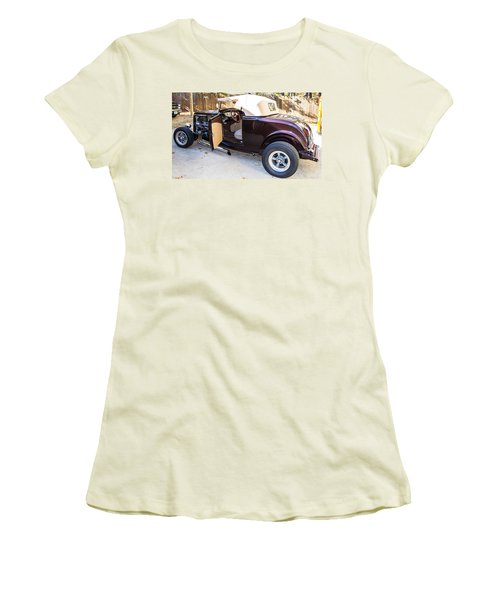 Ford Coupe Women's T-Shirt (Athletic Fit)